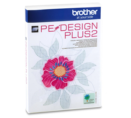 brother PE-Design PLUS 2
